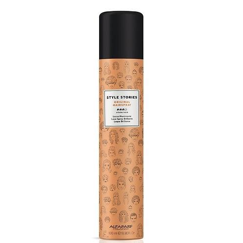 Spray Fijador Brillante Naranja 500ml - Alfaparf