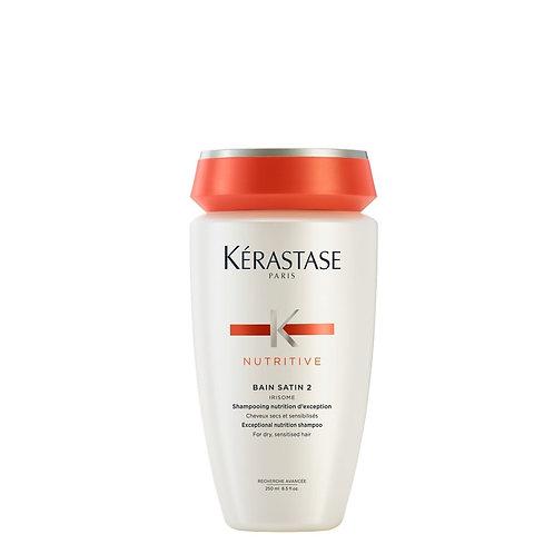 Shampoo Nutritive Satin 2 250ml - Kérastase