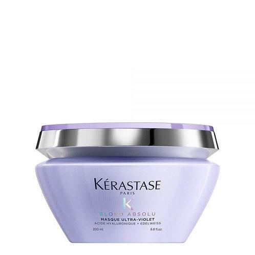 Máscara Ultra Violet Blond Absolu 200 ml Kerastase