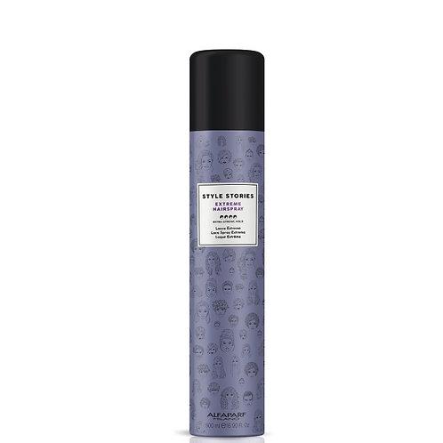 Spray Fijador Extremo Violeta 500ml Alfaparf
