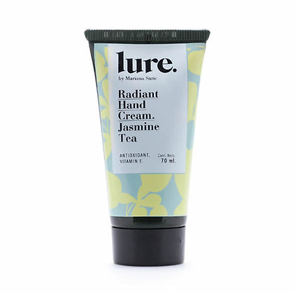 Lure Radiant hand Cream Jasmine Tea x 70ml