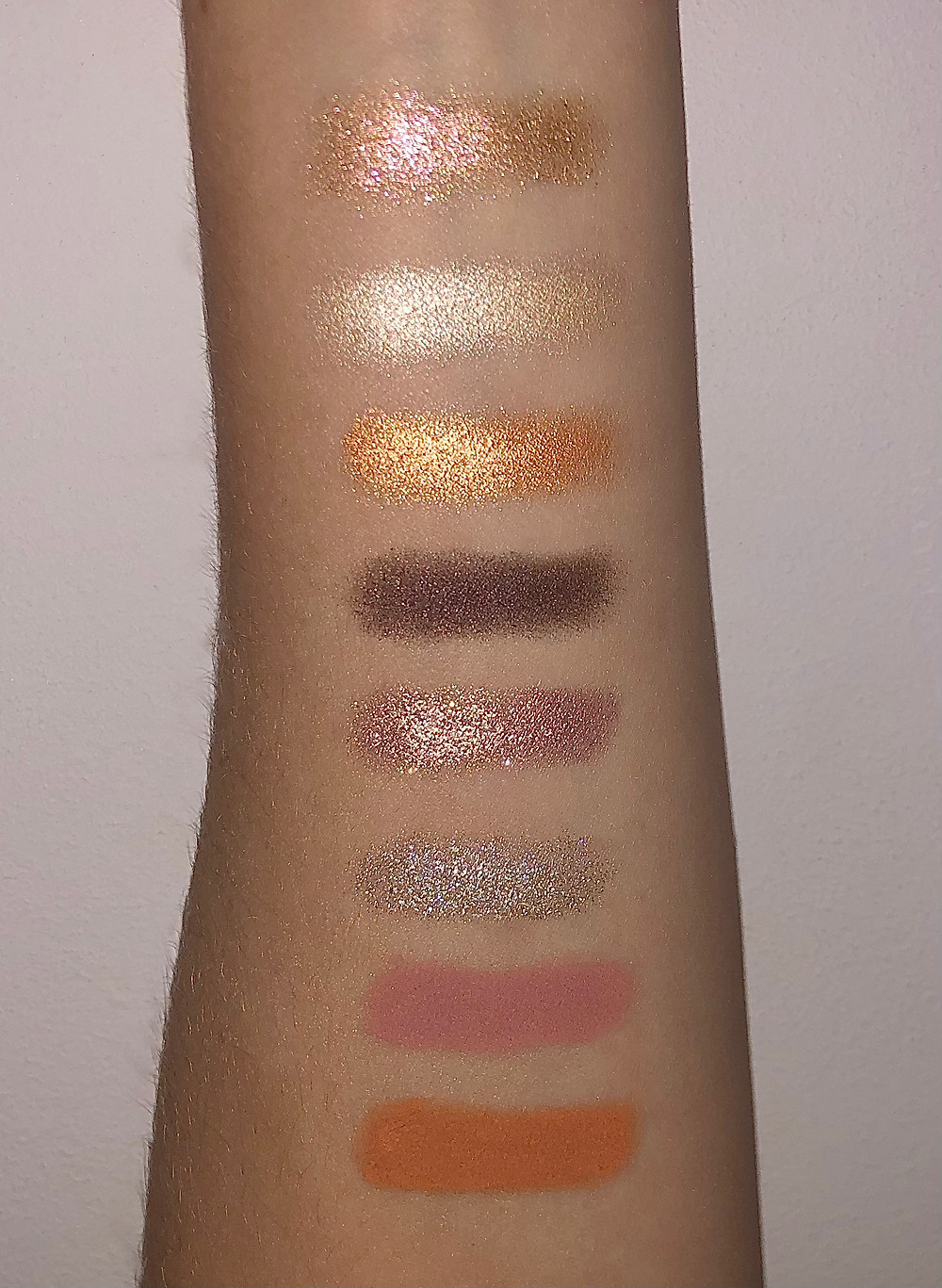 Beautonomy Custom Eyeshadow Palette Review Swatches