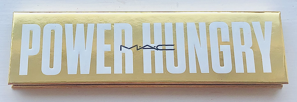 MAC Power Hungry Palette Review