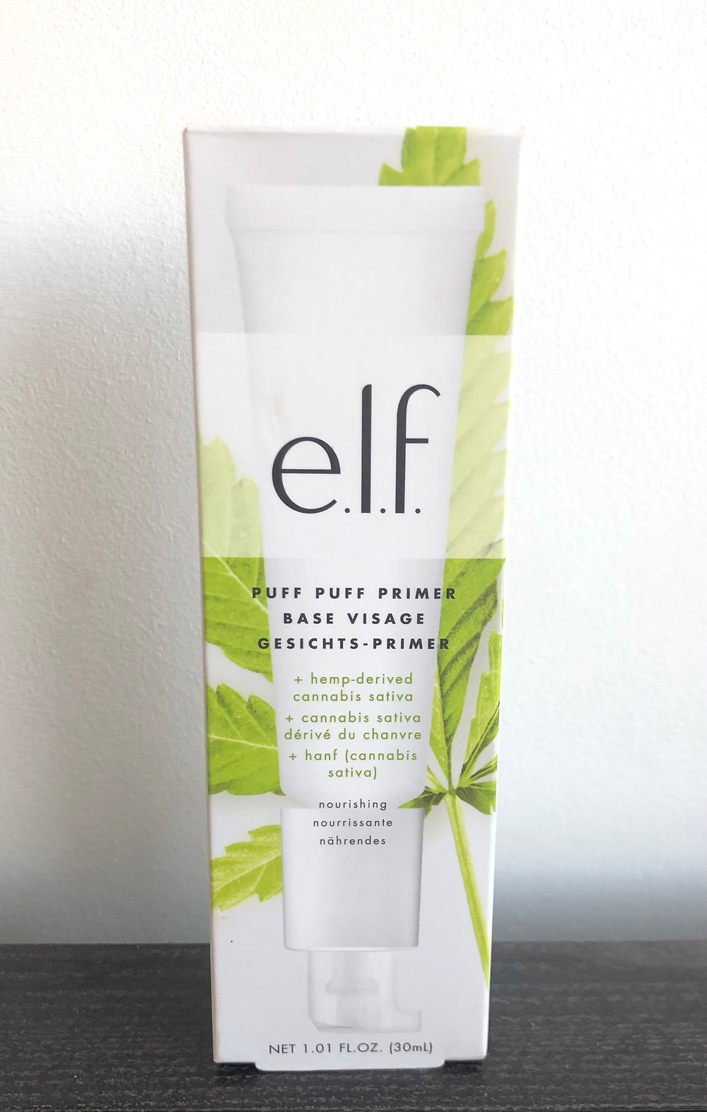 E.l.f Cosmetics Puff Puff Primer Review