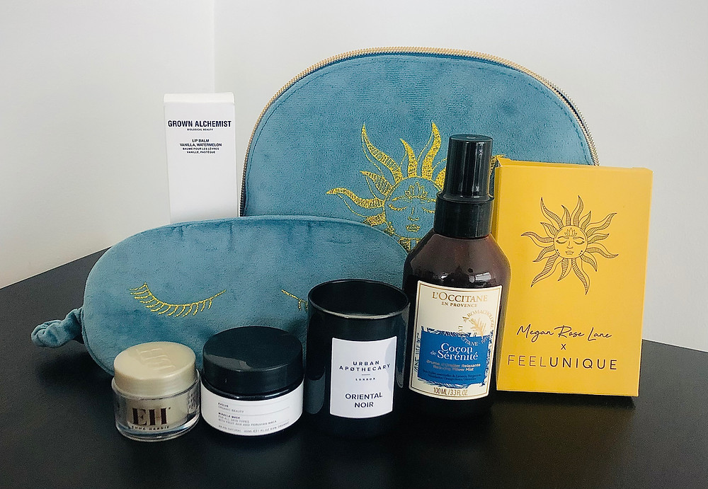 Feelunique x Megan Rose Lane Self Care Kit Review
