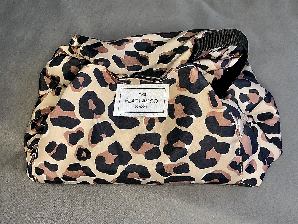 Flat Lay Co Makeup Bag Review