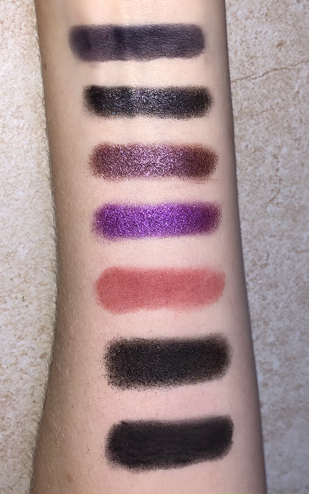 Morphe 35M Boss Mood Artistry Palette Review Swatches