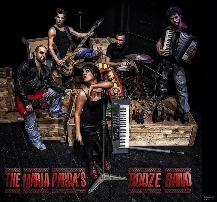 The Maria Parda's Booze Band