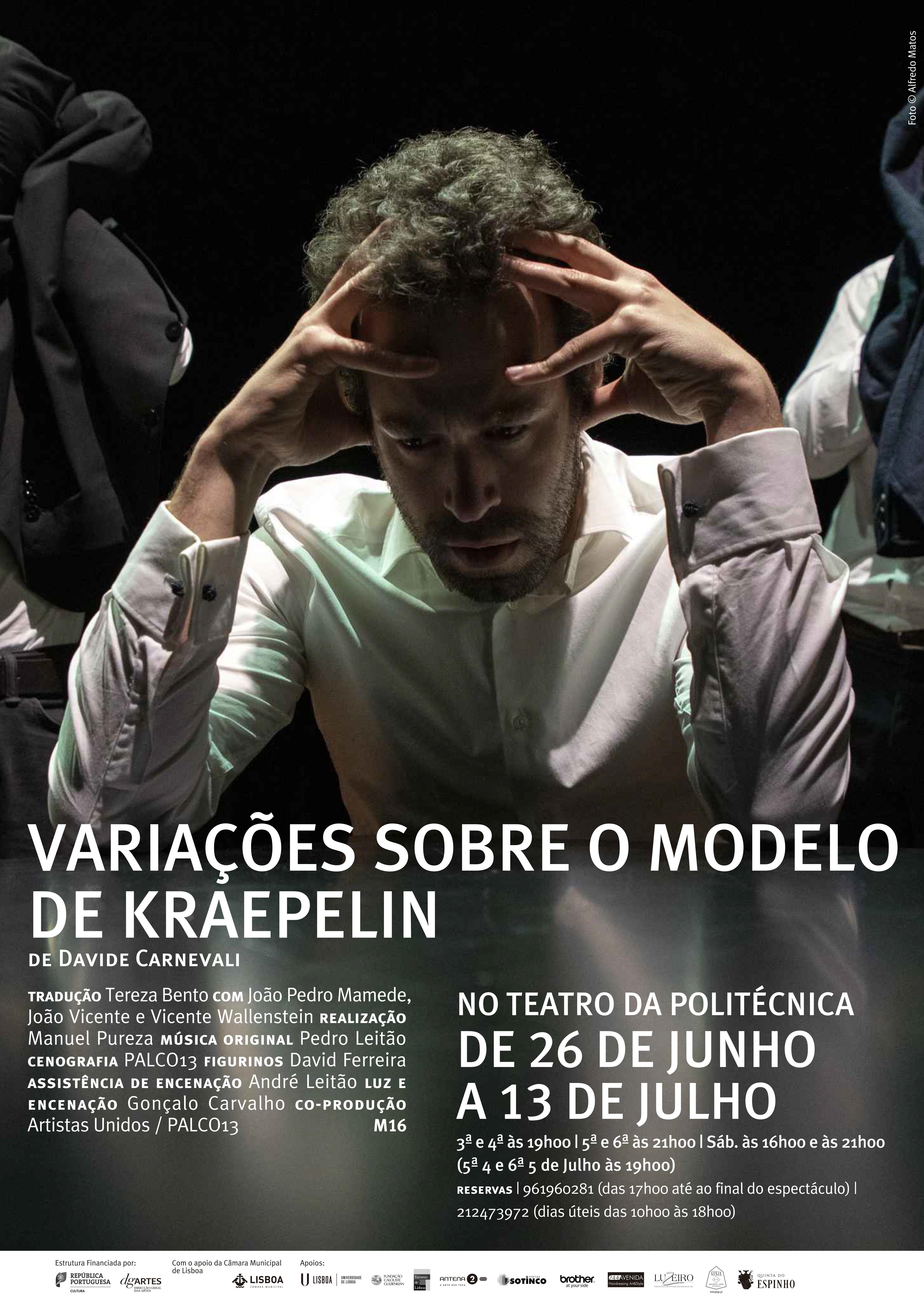 Variações Sobre o Modelo de Kraepelin