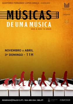 Músicas de Uma Música