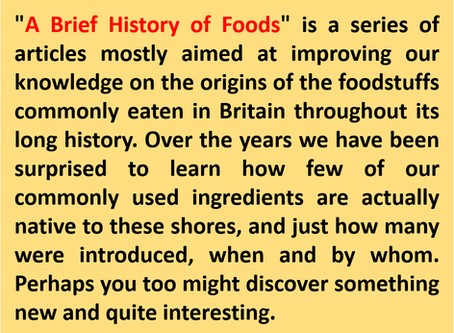 A Brief History of Foods: Blood Sausage