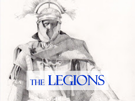 Pay in the Legions