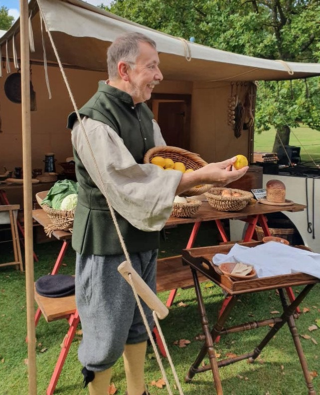 Historical Cooking Demonstrations