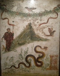 Last Supper in Pompeii