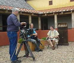 20140516-Filming_CBeebies_Wroxeter_Betwe