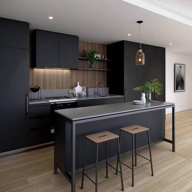 cozinha-conceito-aberto-preta-planejada-