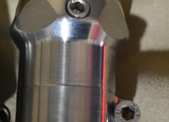 30mm pylon adapter with female pyramid( used) (Titanium