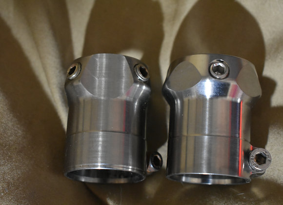 30mm pylon with female  pyramid adapter (Titanium or  Stainless Steel) USED