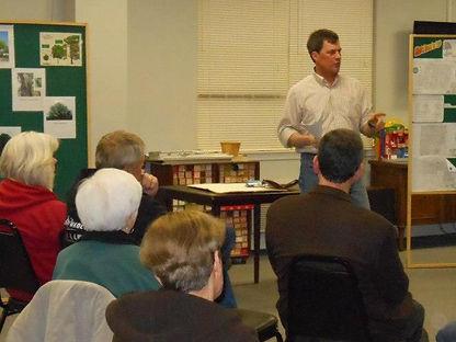 Joe Ulrich, Arborist, 2013 DSTC Seminar