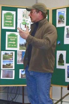 Rob Gillies, Arborist, 2013 DSTC Seminar