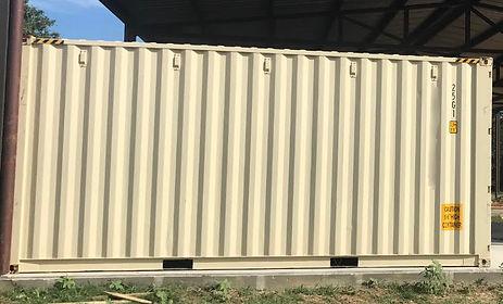 20' hi cube container, 20' HC, one trip 20' hi cube, 1 trip 20' hi cube, new container, 1 trip container, one trip container
