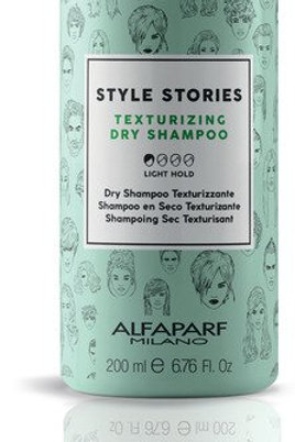 Style Stories Dry Shampoo