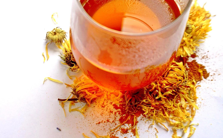 Turmeric Gold Tea _Hippocrateas Organic