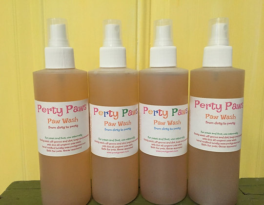 Perty Paws 8 oz spray bottle