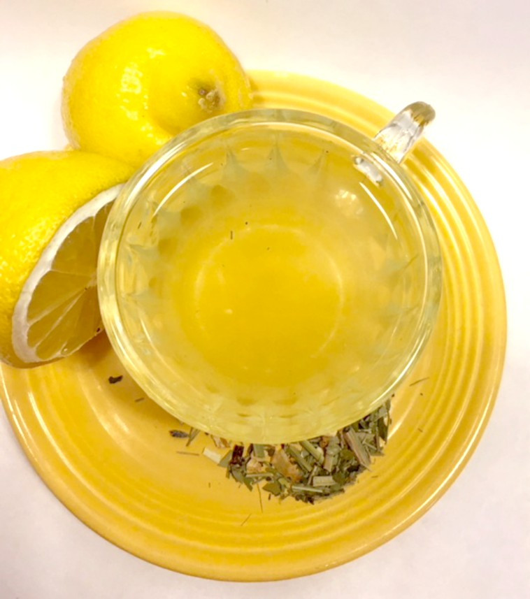 Lemon Cleanse Tea _Hippocrateas