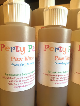 Perty Paws Paw Wash