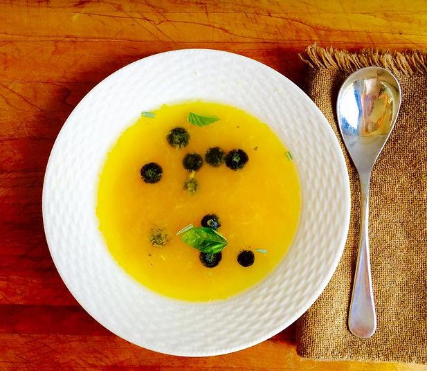 organic tea soup, organic tea recipes, organic tea DIY