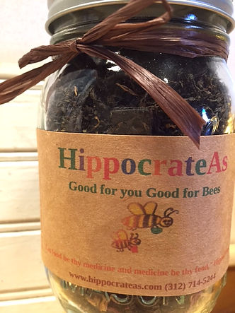 Hippocrateas English Breakfast Tea