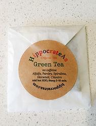 Hippocrateas, organic tea bags, Chicago organic tea