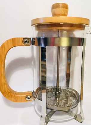 Wood French Press