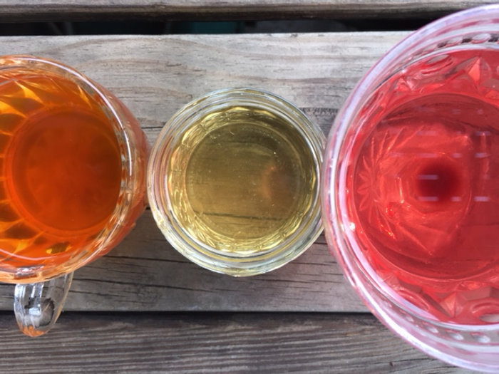 tea for skin, organic tea beauty, herbal tea skin health, healthy skin tea, tea of the month club, tea drinkers social club