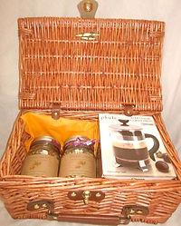 Tea gift basket, Hippocrateas, Chicago tea shop, tea shop Chicago, Joanna kappele, Chicago tea,  traveling tea, tea on the go, Hippocrateas