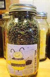 Organic tea, nonGMO tea, no GMOs tea, Hippocrateas, cancer fighting tea, Honey Bee