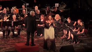 Nataly Oryon & Harel orchestra