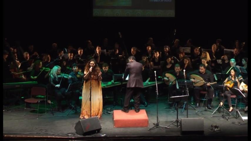 Nataly Oryon & the Arab-Jewish orchestra