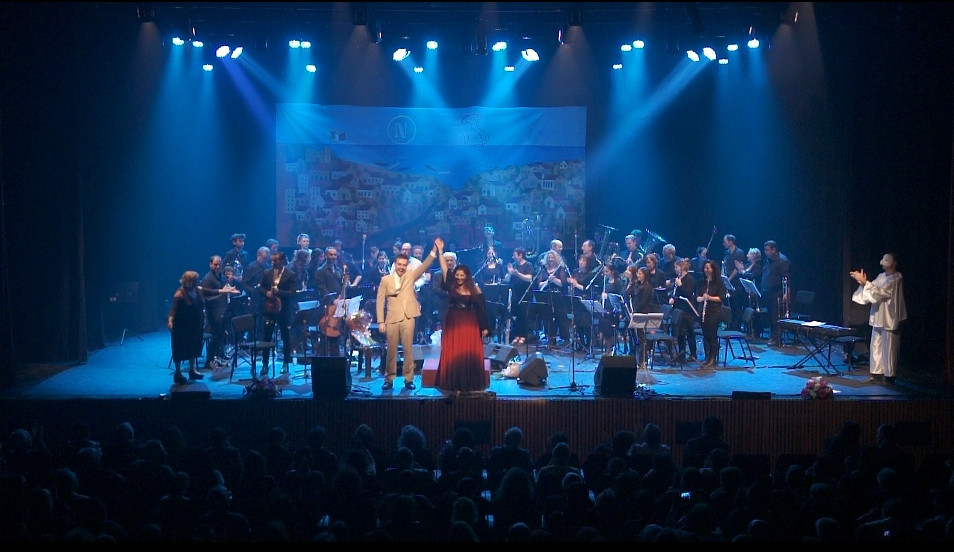 From Napoli to Jerusalem concert