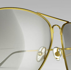 3d visualisation of glasses