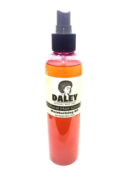 Natural Hair Growth Moisturizing Oil