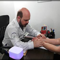 Exame do Microssistema do Pulso