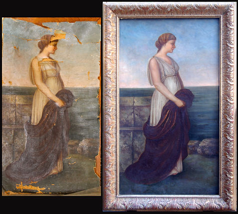 Lady of the Lake B4 & After.jpg