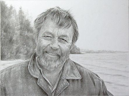 Peter Voght- Carbon on Stipple