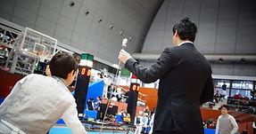 Tokyo Open Fencing 2019 ルールと安全管理について