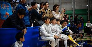 Tokyo Open Fencing 2019 競技場利用について