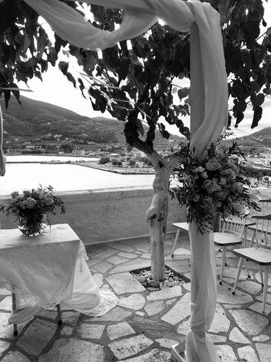 Dream Wedding Event in Vrachos