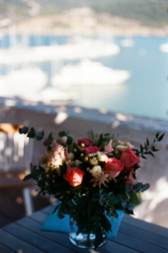 Romantic events in the island of Skopelos