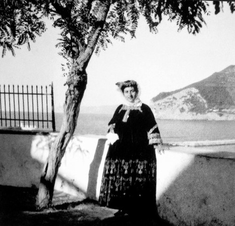 Skopelos traditional costume